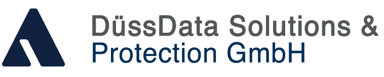 DüssData Solutions & Protecion GmbH Logo PNG